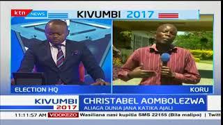 Taifa laomboleza kifo cha Mama Christabel Ouko aliyekuwa mjane wa waziri Robert Ouko