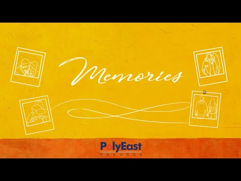 TJ Monterde - Memories - (Official Lyric Video)