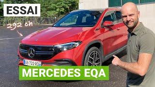 Essai Mercedes EQA 350 : faut-il craquer pour la version 4 roues motrices ?