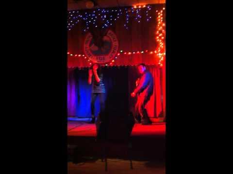 Passion singing IDK