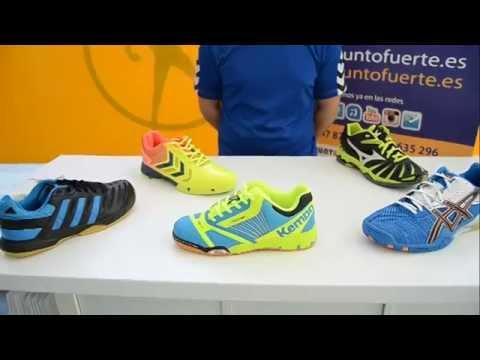 Zapatillas de balonmano - ¿Cómo saber mi talla?