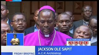 ACK bishops meet with Raila; breaking the deadlock
