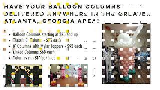 DIY Balloon Kits Atlanta