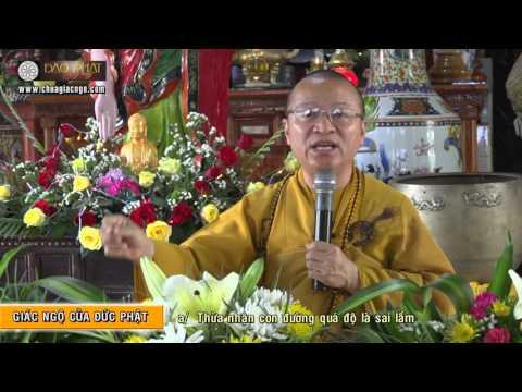 Giác Ngộ của đức Phật
