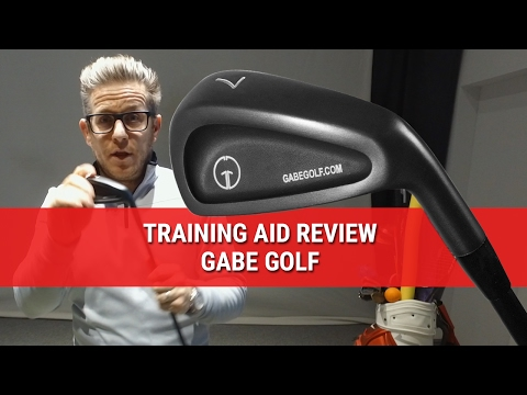 GABE GOLF SWING TRAINER – TRAINING AID REVIEW