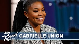 Gabrielle Union on Frequenting Strip Clubs & Saying I Love You to Dwyane Wade for the First Time
