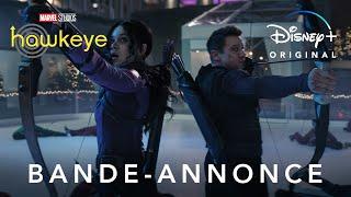 Hawkeye - Première bande-annonce (VOST)