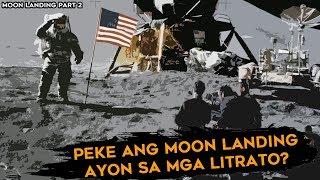 Totoo ang moon landing at ito ang patunay | Moon Landing Hoax Debunking