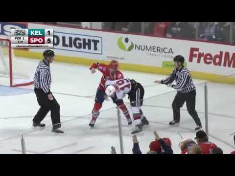 Ethan Ernst vs Jordan Chudley