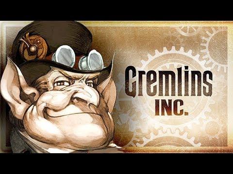 Gremlins Inc. 2019 - Tabletop Gremlin Greed Simulator!