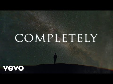 Completely <br>Lyric Video<br><font color='#ED1C24'>BLUE OCTOBER</font>