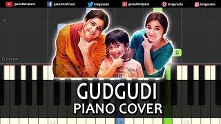 Gudgudi Song Secret Superstar | Piano Cover   - YouTube