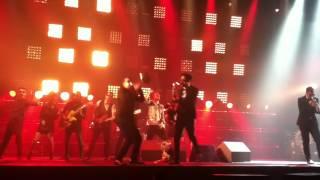 ESTRELLA DEL ROCK - Dani Martin ( Bilbao Arena 15-11-2013 )