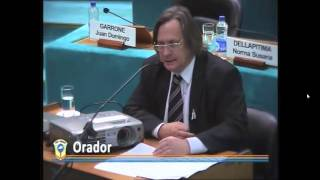 preview picture of video 'Johnston defendió a Catriel en la Audiencia Pública en Viedma'