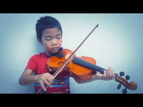 "Auld Lang Syne violin ""Happy New Year!"""