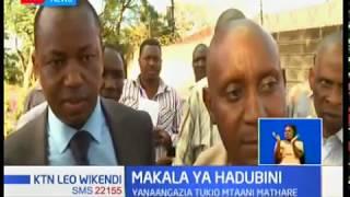 Tunaangazia utata unaotokota Mathare,wakazi walalamikia kutozwa kwa utumizi wa kiwanja cha umma