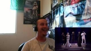 Pentatonix  Star Wars Tribute  American Music Awards 2015 REACTION