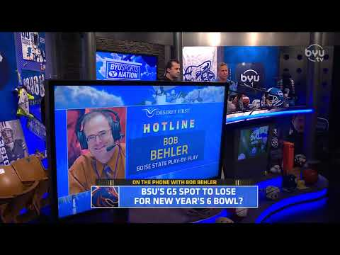Bob Behler on BYUSN 10.18.19