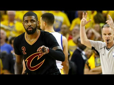 The Ringer's Bill Simmons Says Kyrie Irving Is the Best Scorer in the NBA | 6/21/2017