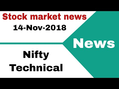 Stock market news #14-Nov-2018 - nhpc, zee ent, kalpatru power, nbcc, idbi bank 🔥🔥🔥