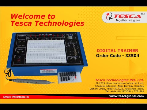 Tesca Technologies Private Limited, Jaipur - Manufacturer of