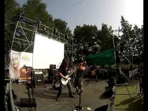 DOGMA ''Out of control'' live, finale Metal-Battle 1° maggio