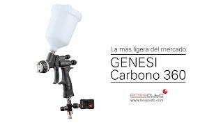 Bossauto genesi carbone 360 HTE