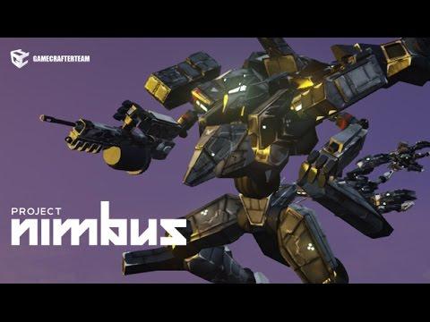 Gameplay de Project Nimbus