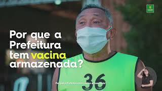 Informe Publicitário - Veja porque as vacinas estão armazenadas em Cuiabá