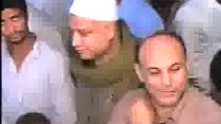 الشيخ محمد غازي مع الشيخ عبد الرحمن عز الدين في مولد اولاد عنان 1997 تحميل MP3