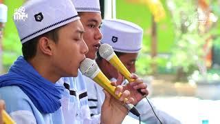 Guz Azmi Feat Hafidhul Ahkam - QOMARUN - Syubbanul Muslimin Live SMKN 1 Kraksaan