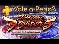 Virtua Fighter 5 Ultimate Showdown Ps4 Vale A Pena Game