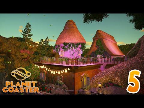 DIE SCHÖNSTE TOILETTE  ⭐ Planet Coaster | Staffel 3