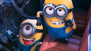 Minions Rescue Scene - DESPICABLE ME 2 (2013) Movie Clip