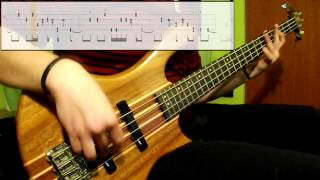 Daft Punk   Voyager (Bass Cover) (Play Along Tabs In Video)