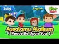 Download Lagu Islamic Songs For Kids  Assalamu Alaikum  Omar & Hana Mp3 Free