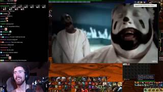 "Asmongold Reacts to the Music Video ""Insane Clown Posse - Miracles"""