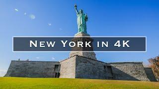 Смотреть онлайн Самые известные места Нью-Йорка