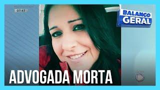 Advogada morta na frente do filho carregava R$ 18 mil no carro