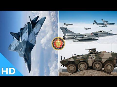 Indian Defence Updates : Limited Su-57E Order,Kaveri Engine ISRO,New Defence Panel,Reliance Aramco