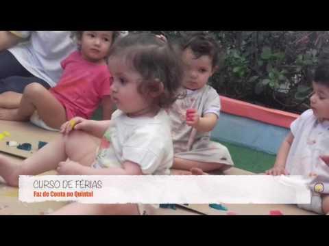 CURSO DE FÉRIAS Colegio particular Sorocaba Educaçao infantil Sorocaba