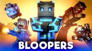 Songs of War: BLOOPERS FULL VIDEO (Minecraft Animation)