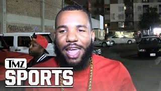 The Game on LeBron's Penis -- 'You Gotta Get Right!' | TMZ Sports