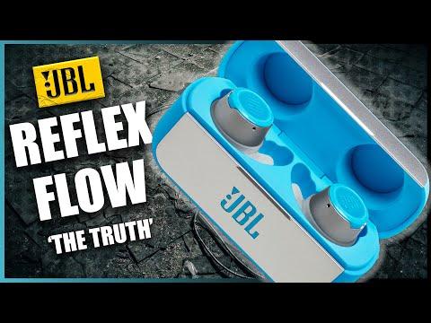 External Review Video TmF8AV6Z3Ss for JBL Reflect Flow True Wireless Sport Headphones
