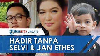 Hadiri Pelantikan Jokowi, Gibran Ungkap Tak Akan Ditemani Selvi dan Jan Ethes, Ini Alasannya