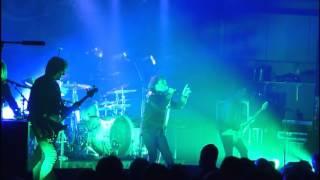 """Europe """"Demon Head"""" live in Bristol 2012."""