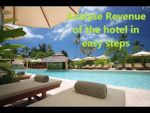 Hotel Management - Revenue Analysis Fundamentals - YouTube
