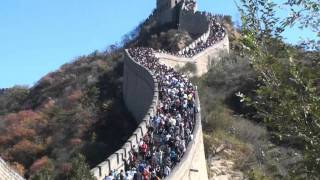 Video : China : A trip to Badaling Great Wall - video