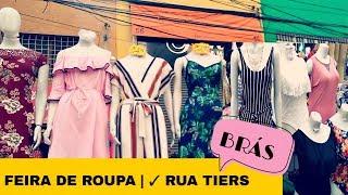 TOUR FEIRINHA RUA TIERS • BRÁS | MODA VERÃO 2019 √ P AO GG ATÉ PLUS SIZE |• SACOLEIRAS
