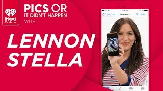 Lennon Stella Shows Off Personal Photos From Her Phone!   Pics Or It Didn't Happen